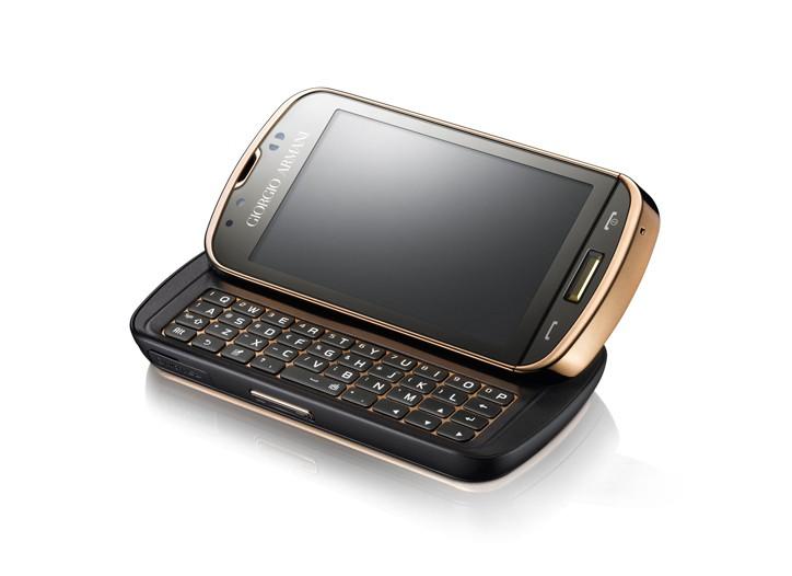 Armani Samsungilt