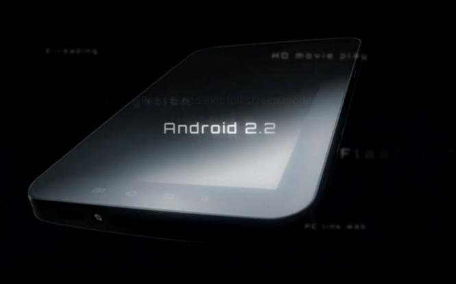 Galaxy Tab Teaser