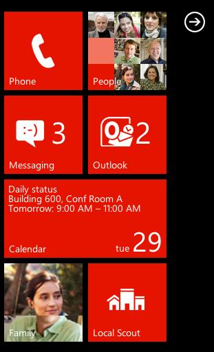 Windows Phone'i simulaator
