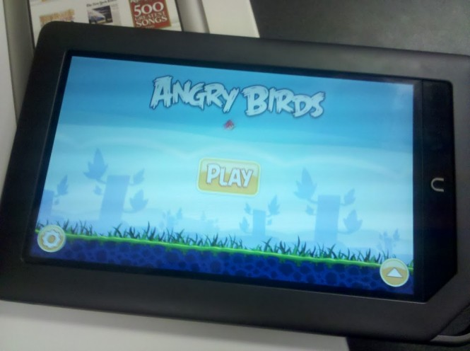 Angry Birds Nook Coloril