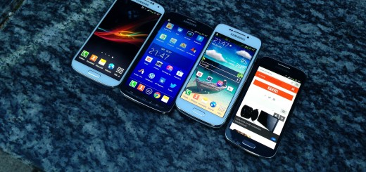 Galaxy S4, S4 Active, S4 mini, S4 Zoom