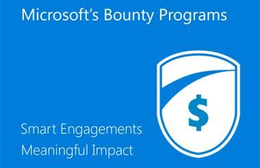 Microsoft bounty